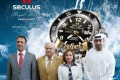 From left to right, Mr. Ehab Nimer Al Bakri, Chief Operating Officer – Alsa Lifestyle, Mr. Ernesto Müller and Mrs. Rada Müller, Directors of Seculus International SA and Mr. Mansour Al Sayegh, Director of Al-Sayegh Brothers Trading Group, Distributors of Seculus watches in the United Arab Emirates.