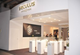 Seculus Stand Baselworld